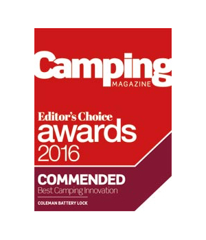 Camping Magazine Editors Choice Awards 2016