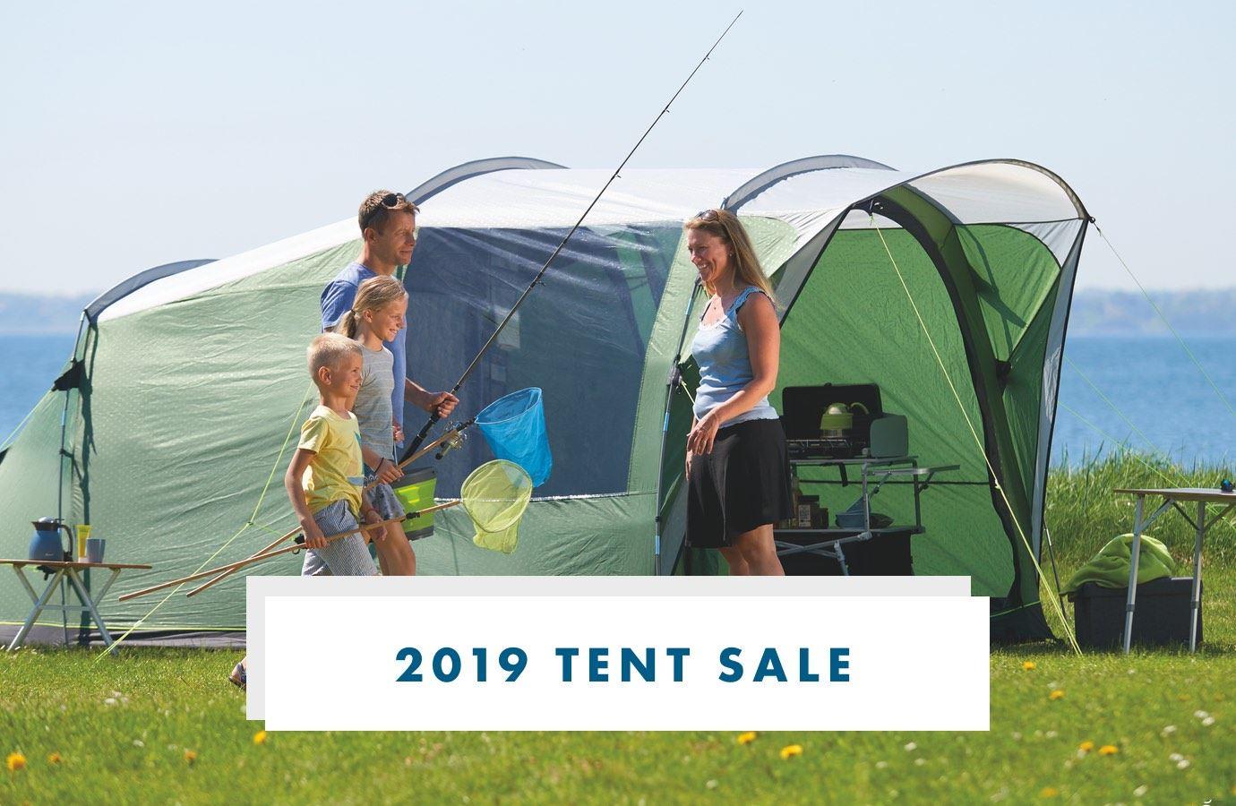 2019 Tent Sale