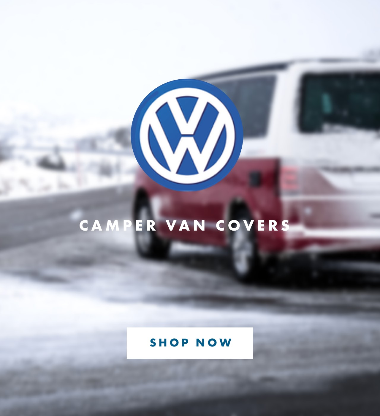 Camper Van Covers Shop Now