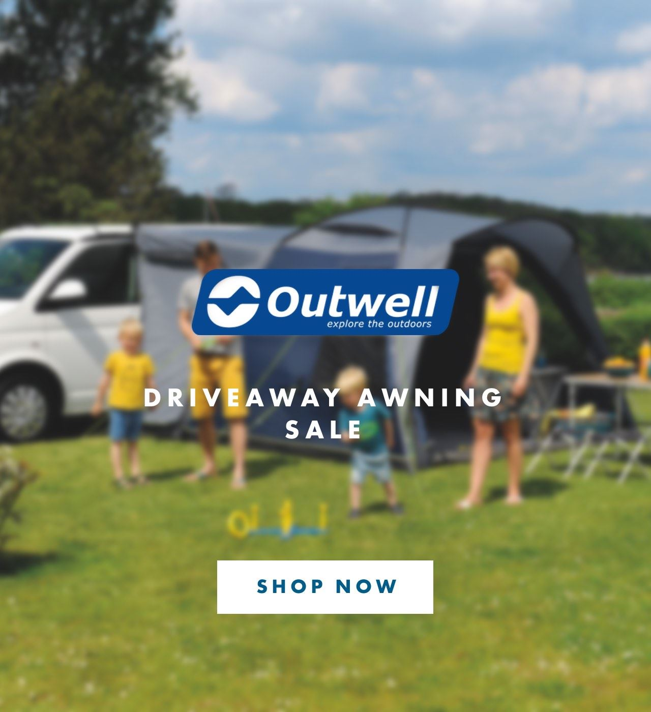 Outwell Driveaway Awning Sale - Shop Now