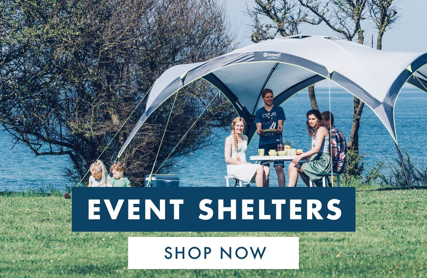 Shop Event Shelters