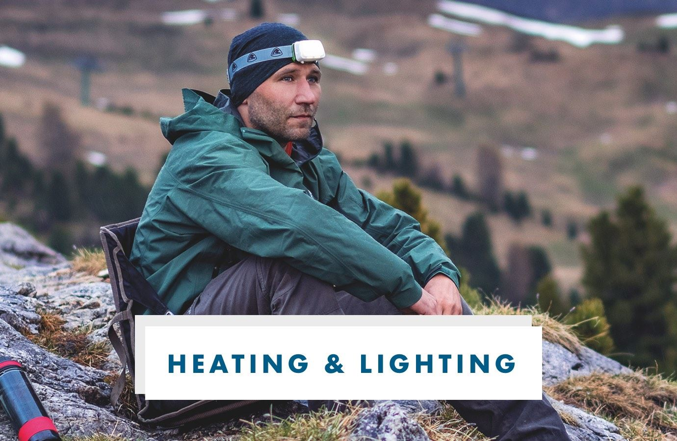 Heating and Lighting - Shop Now