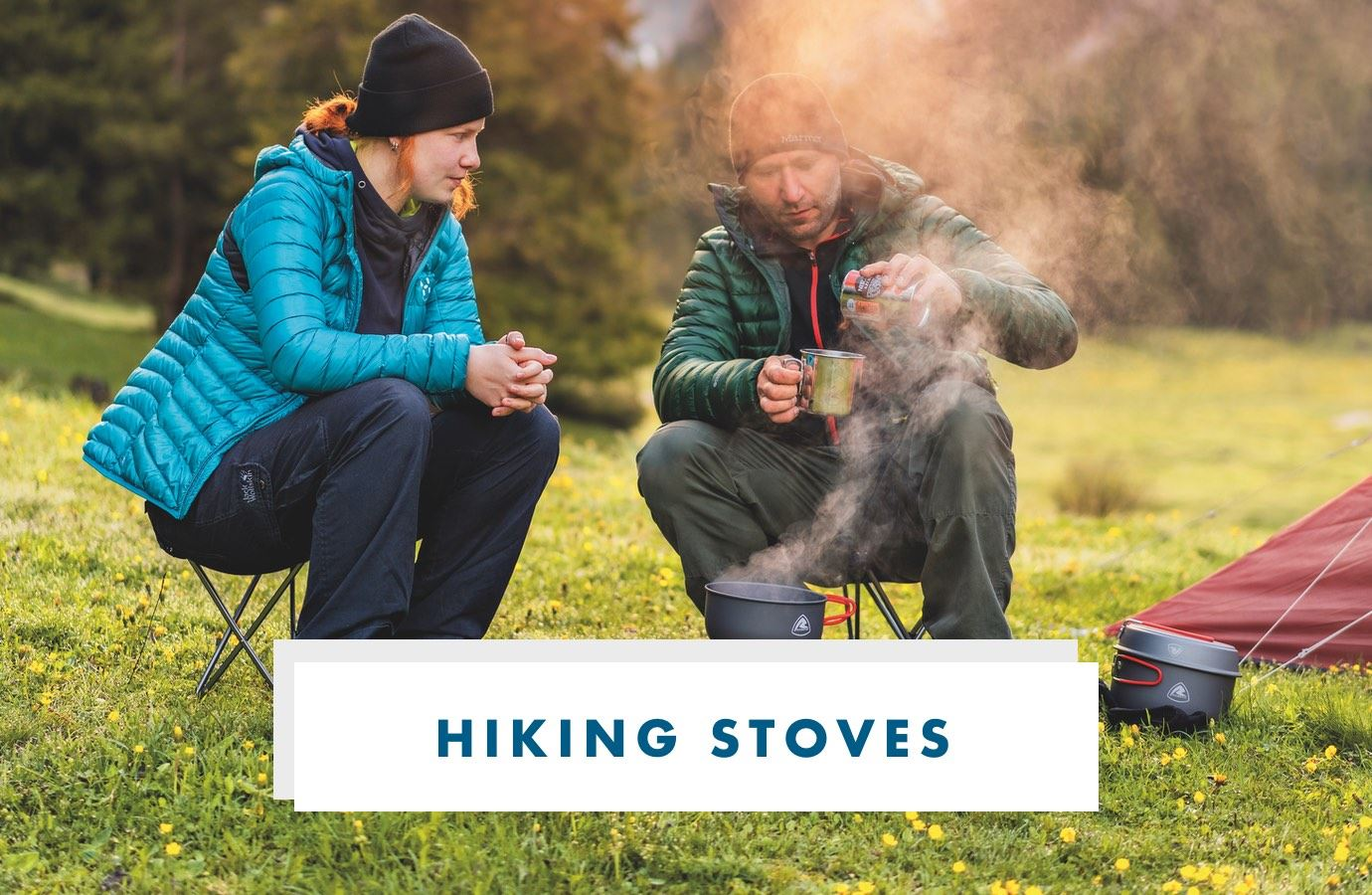 Hiking Stoves - Shop Now