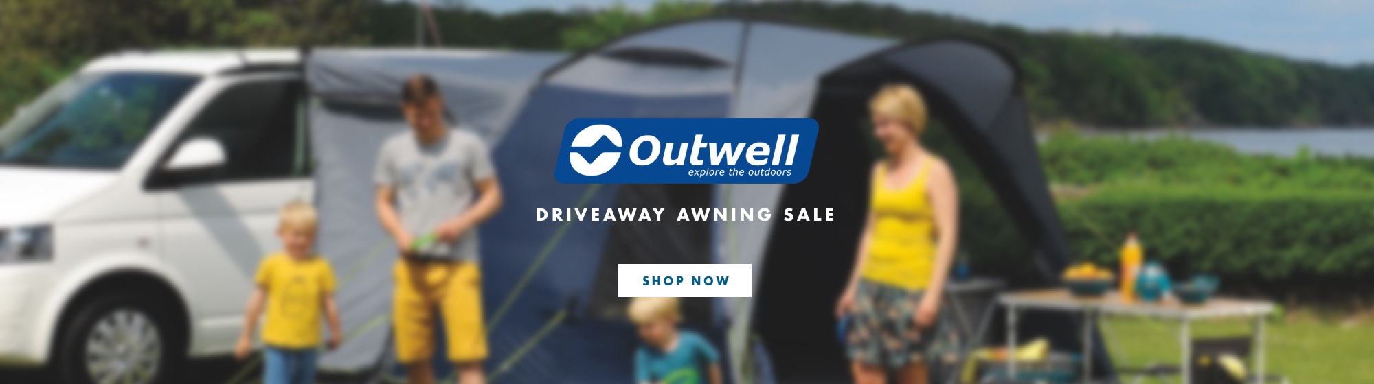 Outwell Driveaway Awning Sale