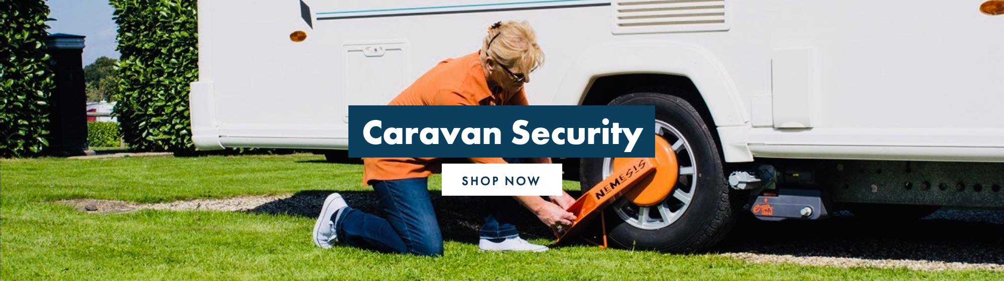 Caravan Security
