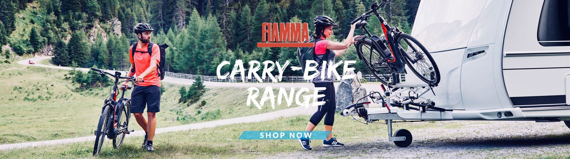 Fiamma Carry Bikes - Shop Now