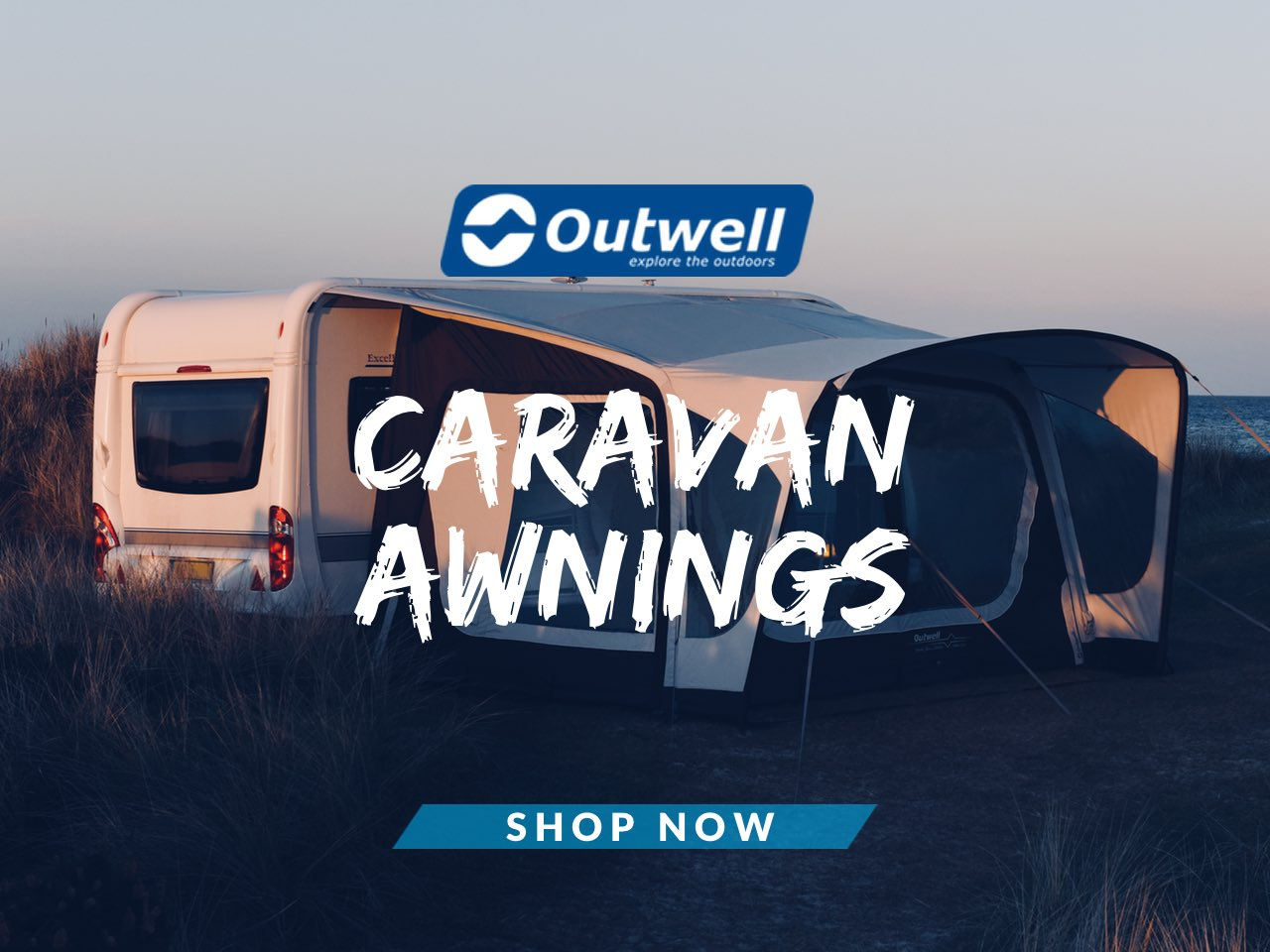 Outwell Caravan Awnings - Shop Now