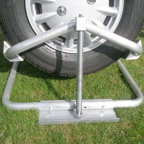 additional image for Milenco Aluminium Wheel Leveller