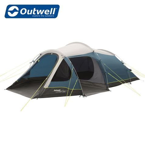 Outwell Earth 4 Tent - 2020 Model