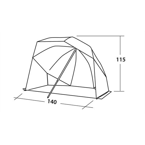 additional image for Easy Camp Coast Beach Tent - 2020 Model
