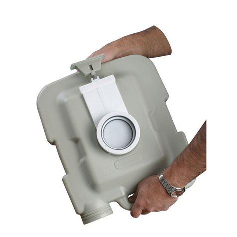 additional image for Kampa Portaflush 10 Portable Toilet