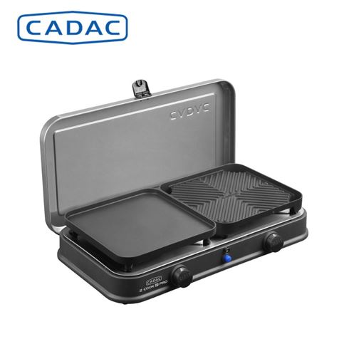 Cadac 2 Cook 2 Pro Deluxe QR Gas Stove