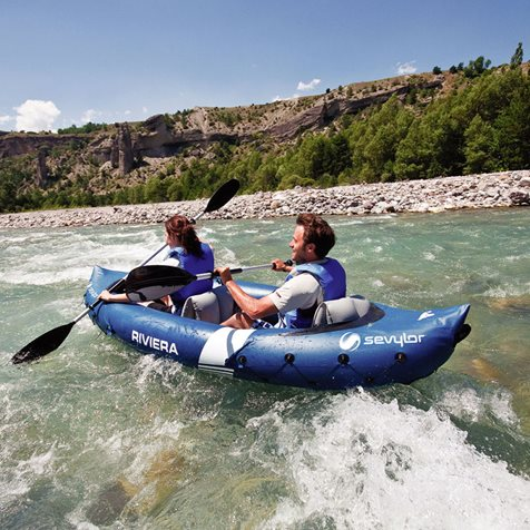 additional image for Sevylor Riviera 2 Person Inflatable Kayak