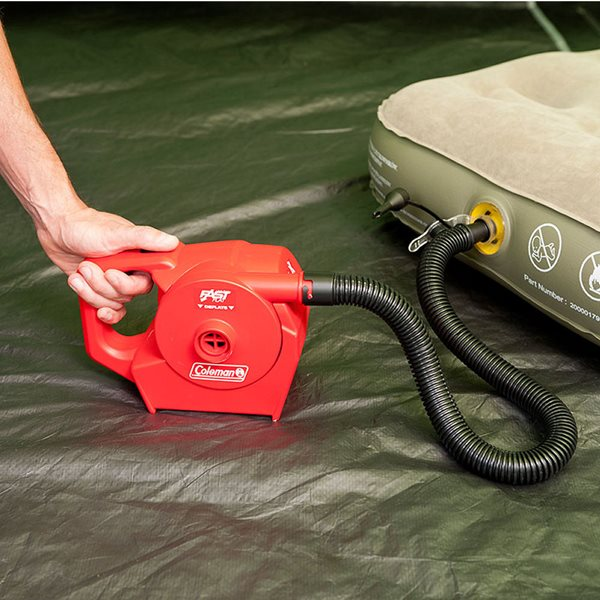 additional image for Coleman 12v/230v Rechargeable QuickPump For Inflatables