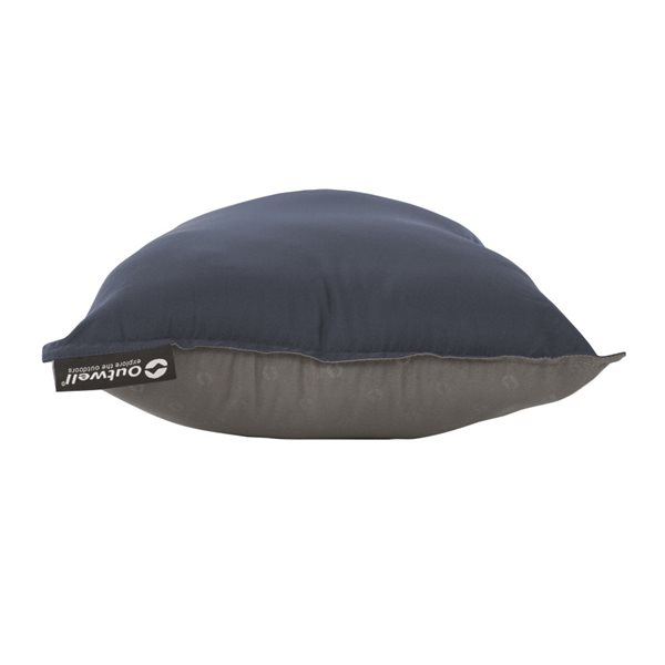 additional image for Outwell Contour Pillow Deep Blue - 2021 Model