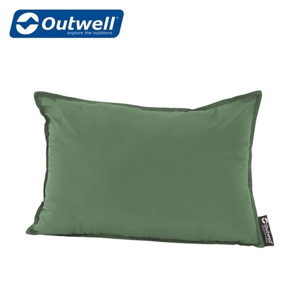 Outwell Contour Pillow Green - 2021 Model