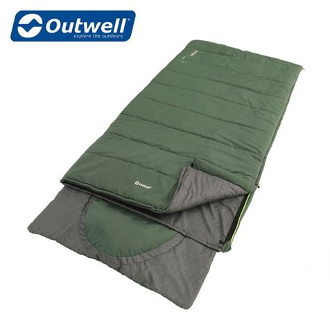 Outwell Contour Lux XL Sleeping Bag - New For 2020