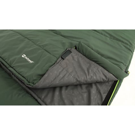 additional image for Outwell Contour Lux XL Sleeping Bag - New For 2020