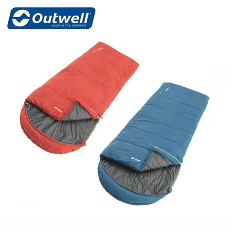 Outwell Campion Lux Single Sleeping Bag - 2020 Model