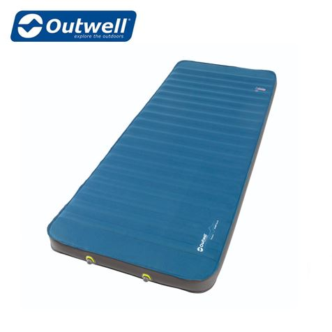Outwell Dreamboat Single Self Inflating Mat - 7.5cm