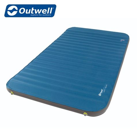 Outwell Dreamboat Double Self Inflating Mat - 7.5cm