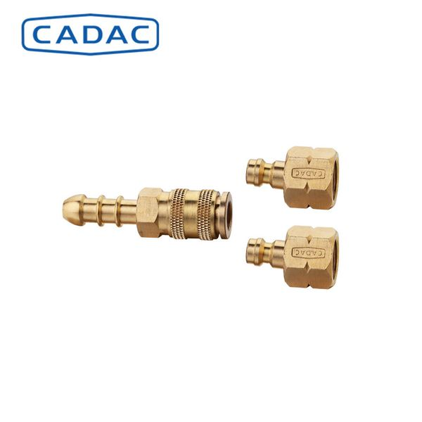 Cadac 2 Nut Quick Release Tailpiece