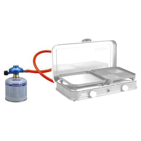 additional image for Cadac Threaded Gas Regulator & Hose Kit