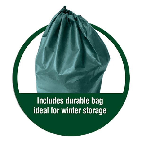 additional image for Maypole 4-Ply Caravan Cover With Free Hitch Cover & Storage Bag