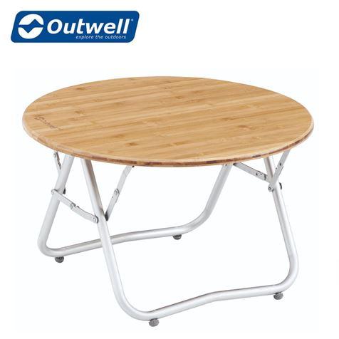 Outwell Kimberley Bamboo Table 2020 Model