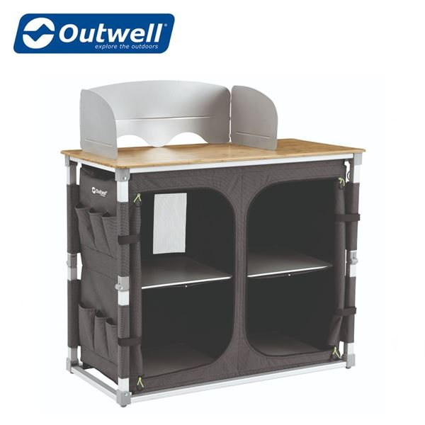outwell padres xl kitchen stand  purely outdoors