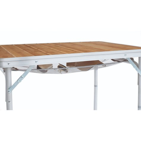 additional image for Outwell Calgary Bamboo Table Various Sizes