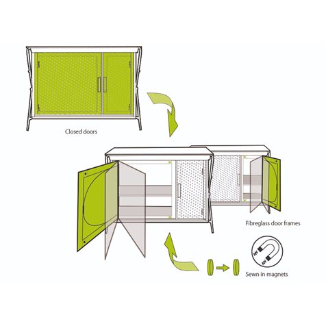 additional image for Outwell Richmond Kitchen Unit 2020 Model