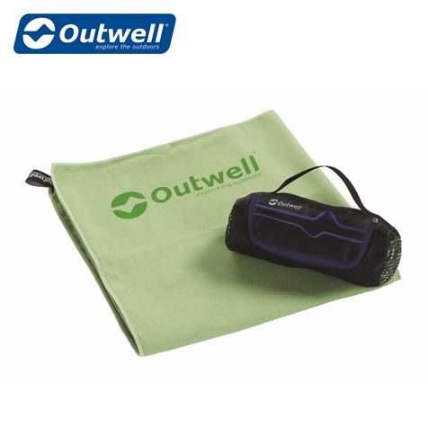 Outwell Micro Pack Towel - Range of Sizes