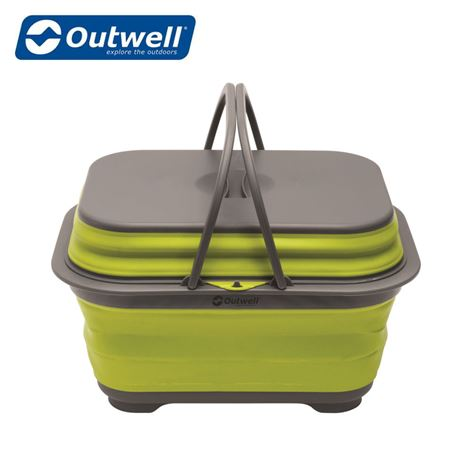 Outwell Collaps Washing Base With Handle And Lid - New For 2020