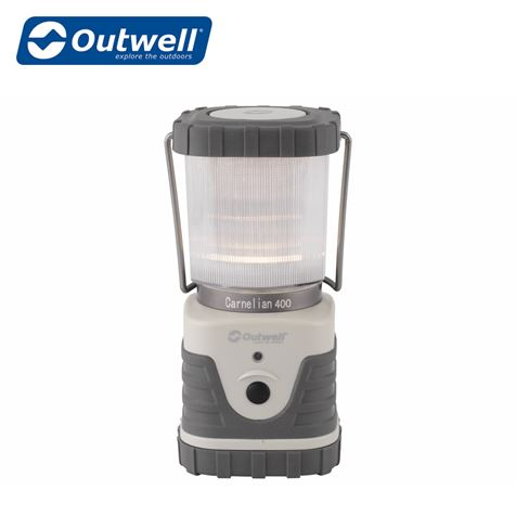 Outwell Carnelian 400 Lantern Cream White UK