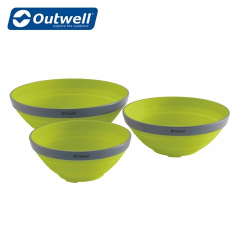 Outwell Collaps Bowl Set
