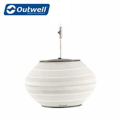 Outwell Lyra Tent Lamp Cream White
