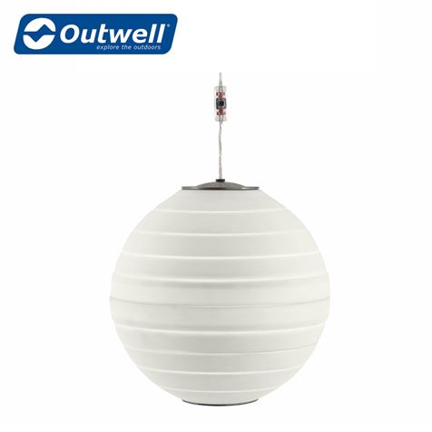 Outwell Mira Tent Lamp Cream White
