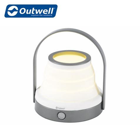 Outwell Doradus Lamp Cream White