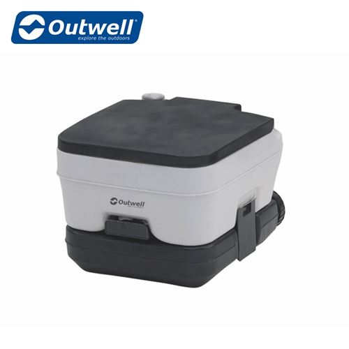 Outwell 10L Portable Toilet Camping Festival Fishing Portable Toilet ...
