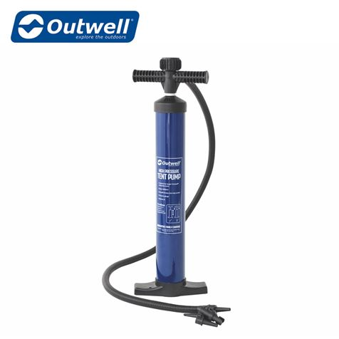 Outwell High Pressure Tent Pump - 2020 Model