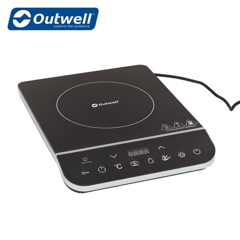 Outwell Grimsby Induction Hob