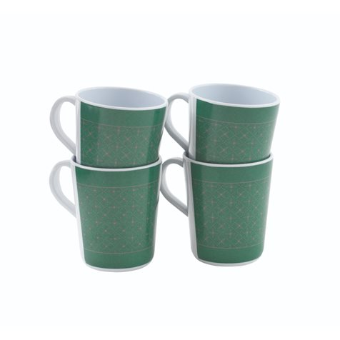 additional image for Outwell Blossom 4 Piece Mug Set