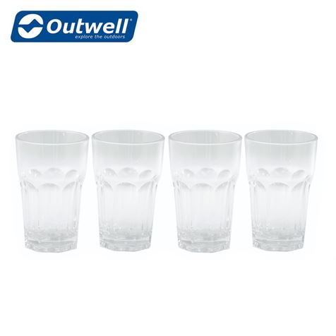 Outwell Orchid Tumbler Set 4 Pieces