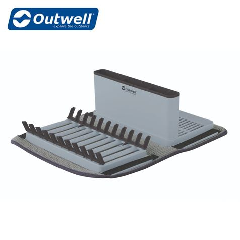 Outwell Dunton Foldable Dish Rack