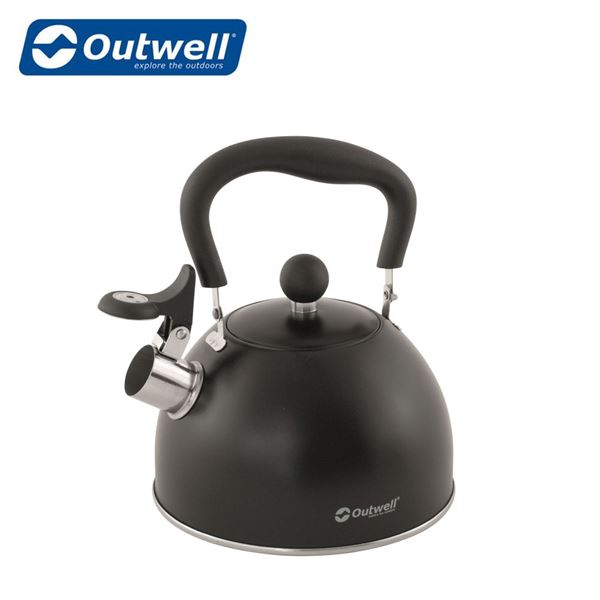 Outwell Tea Break Lux Kettle - Medium & Large - New For 2021