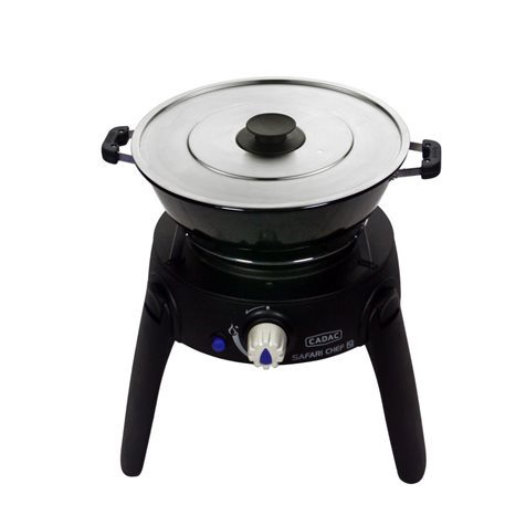 additional image for Cadac Safari Chef 2 Pro QR BBQ - 2020 Model