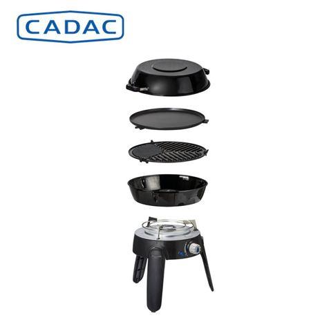 Cadac Safari Chef 2 LP QR BBQ - New For 2020