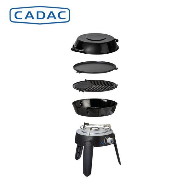 Cadac Safari Chef 30 LP QR BBQ - 2021 Model