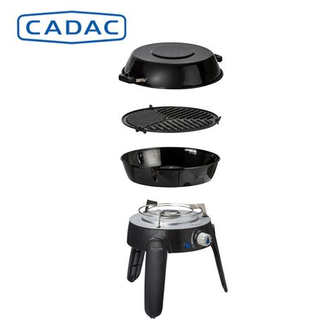 Cadac Safari Chef 2 Lite LP BBQ - 2020 Model